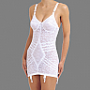 American Shapewear Products, Inc. :: Shapewear :: Open Bottom Girdles :: Rago Body Briefer Extra Firm Shaping