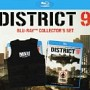District 9: Blu-ray Collector's Set with MNU Vest & Production Notes [Blu-ray]